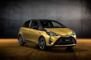 Toyota Yaris 20ème anniversaire
