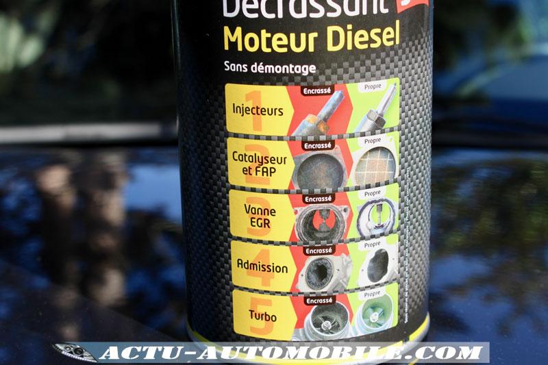 Décrassant Moteur Diesel - Bardhal