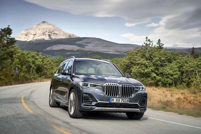 Nouveau BMW X7