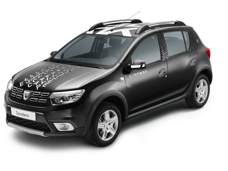 Dacia Sandero Stepway Escape