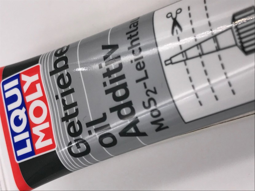 Additif Liqui Moly MoS2