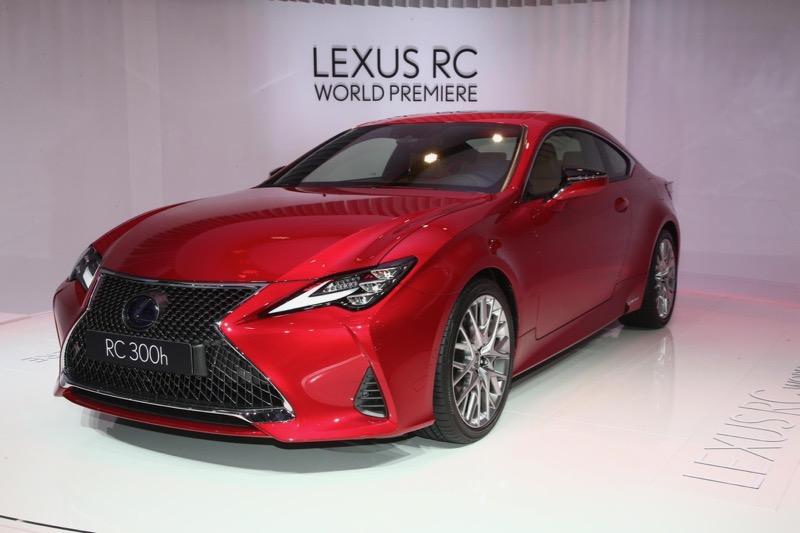 Lexus RC 2019