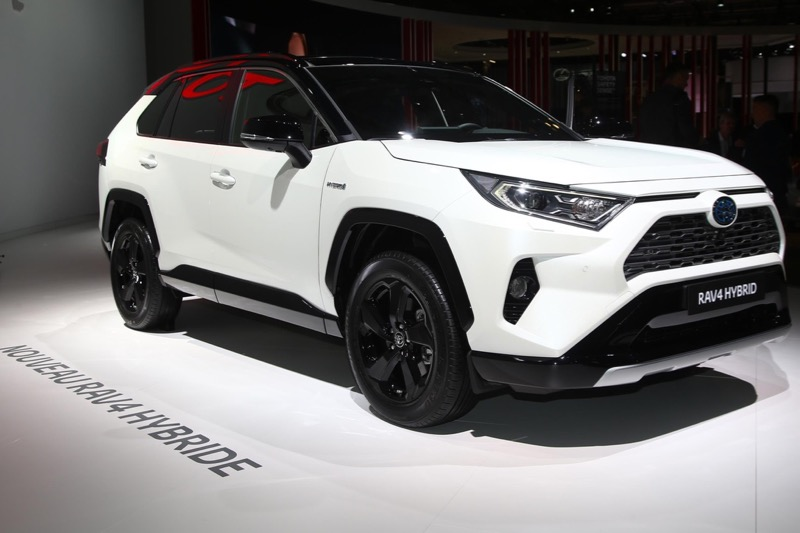 toyota rav4 hybrid 2019 4x2 ou 4x4 actu automobile. Black Bedroom Furniture Sets. Home Design Ideas