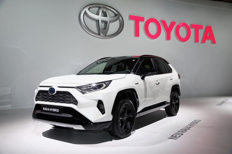 toyota rav4 hybrid 2019 4x2 ou 4x4. Black Bedroom Furniture Sets. Home Design Ideas
