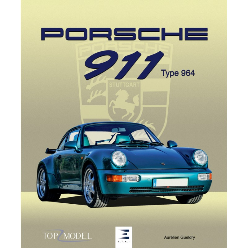 Livre : Porsche 911 type 964