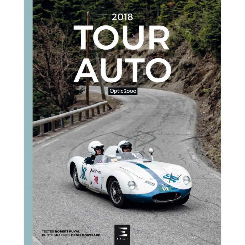 Livre : Tour Auto 2018