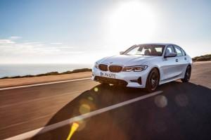 Nouvelle BMW 330e hybride plug-in