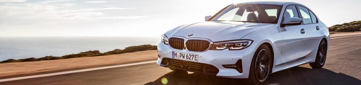 Nouvelle BMW Série 3 hybride plug-in 330e