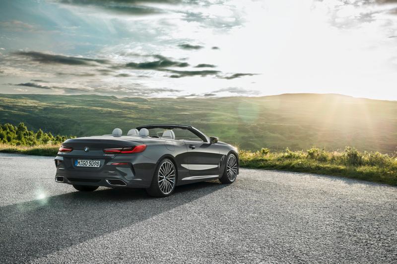 BMW Série 8 Cabriolet