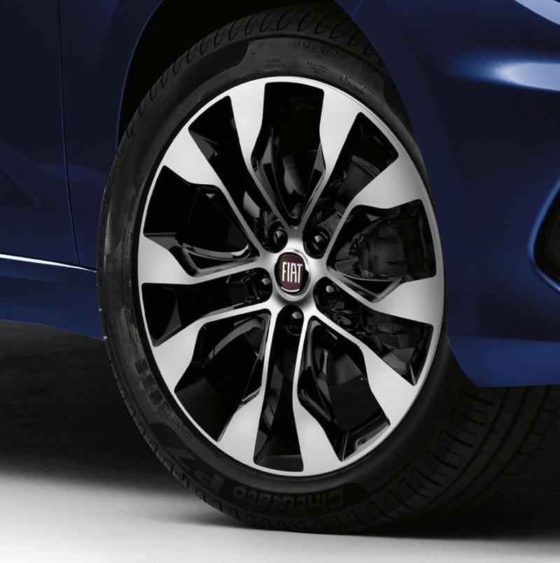 Série spéciale : Fiat Tipo Mirror