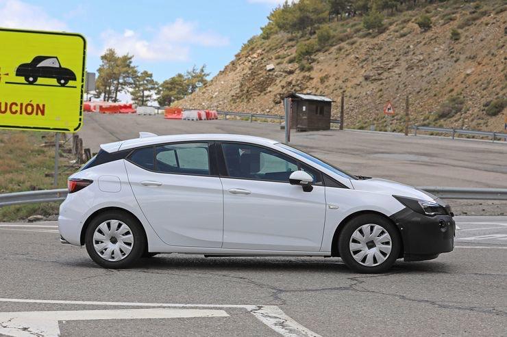 Opel Astra restylée : les nouveautés