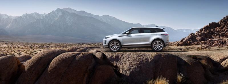 nouveau Range Rover Evoque