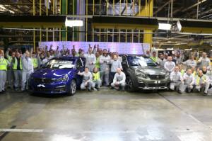 Des records pour les Peugeot 308 et 3008 à Sochaux