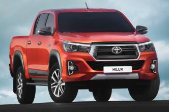 Toyota Hilux Invicible