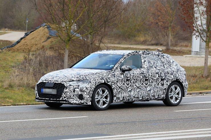 Nouvelle Audi A3 Sportback