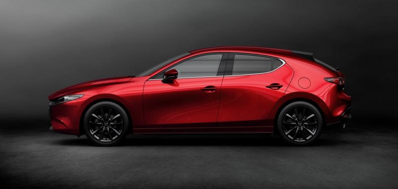 Nouvelle Mazda 3 2019