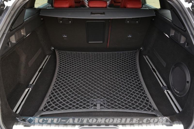 Coffre Peugeot 508 SW GT Line BlueHDI 160