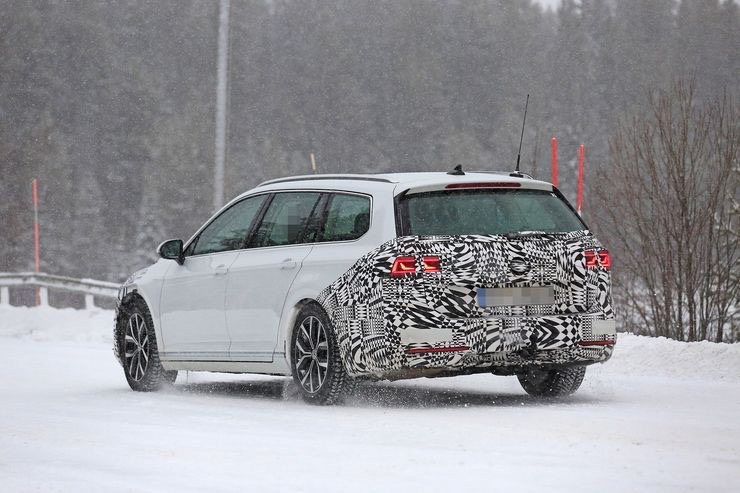 Volkswagen Passat : restylée pour 2019