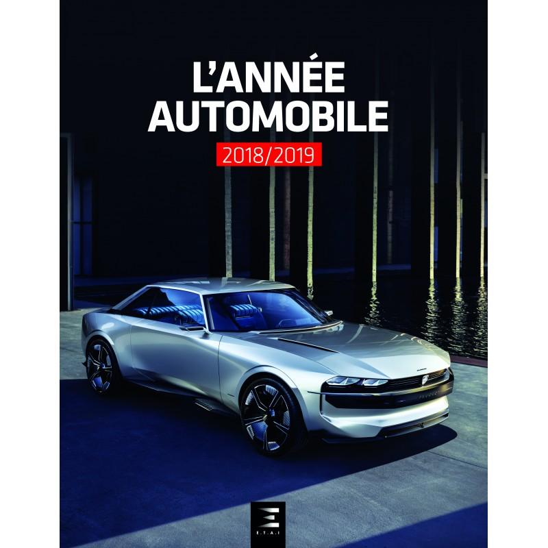 Livre : l'année automobile 2018/2019