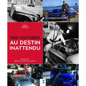 Livre : 300 voitures au destin inattendu
