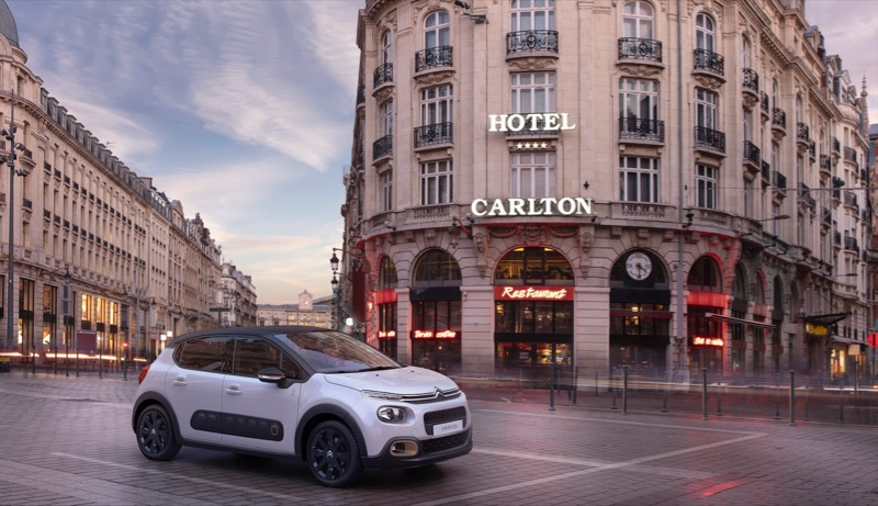 Série Citroën Origins pour les C1, C3, C3 Aircross, et C4