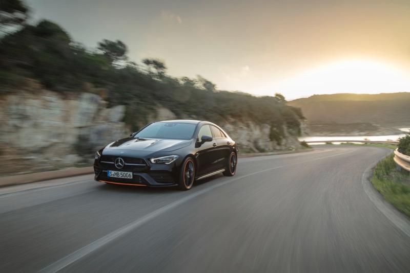 nouveau Mercedes CLA