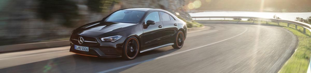 Nouveau Mercedes CLA Coupé 2019