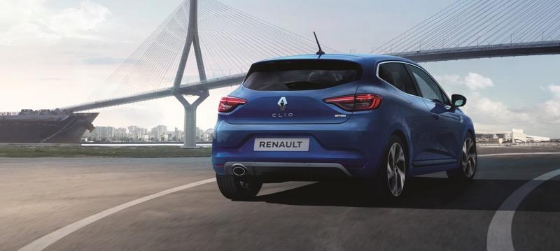 Nouvelle Renault Clio GT Line 2019