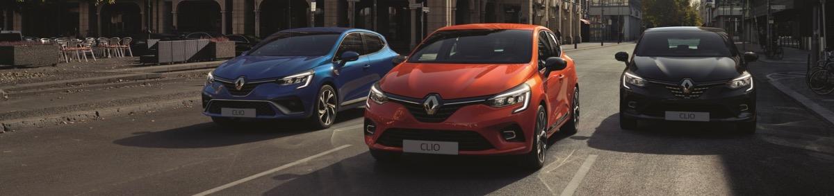 Nouvelle Renault Clio 2019