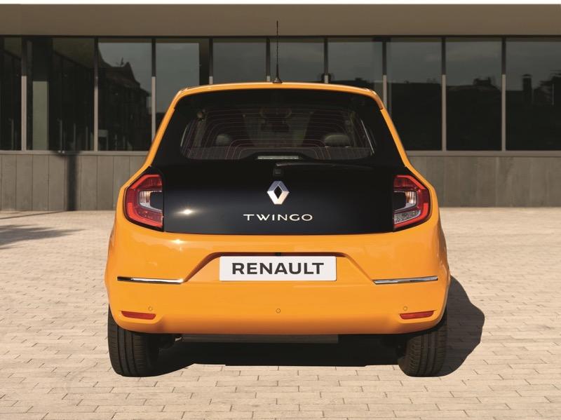 Nouvelle Renault Twingo 2019