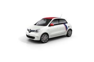 Série limitée : Renault Twingo Le Coq sportif