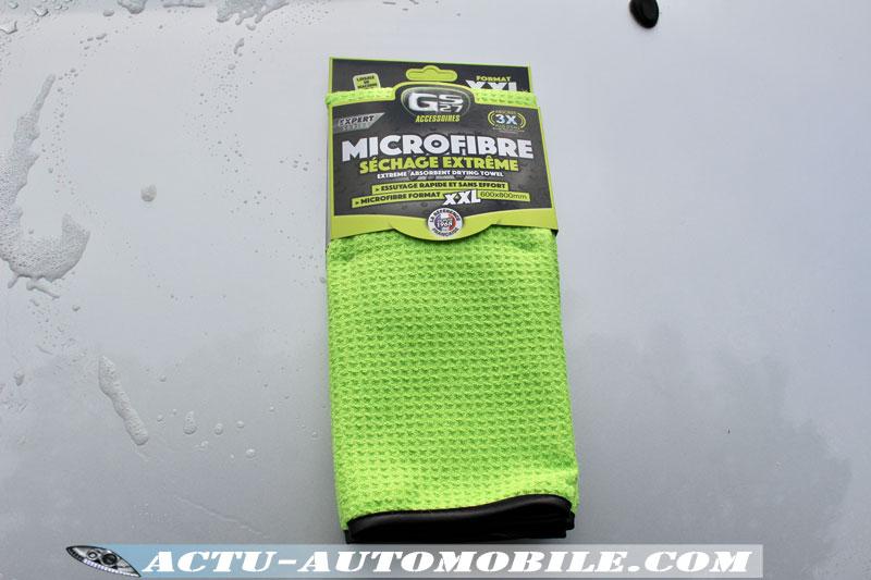 Microfibre Séchage Extrême GS27