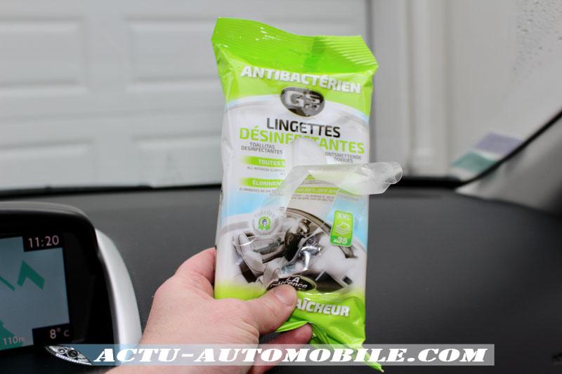 Lingettes Désinfectantes GS27