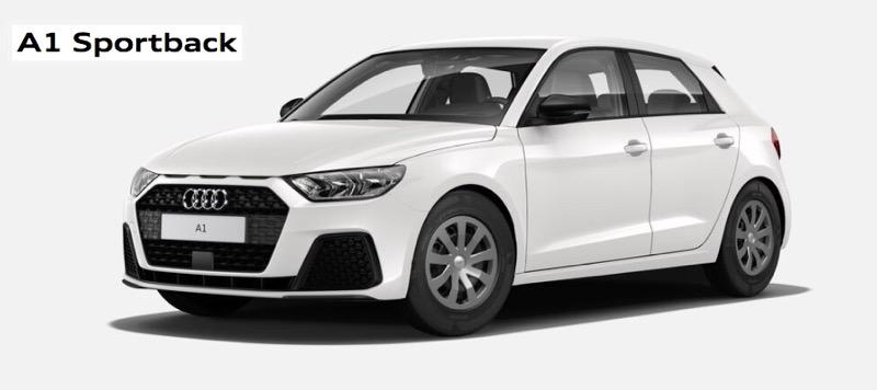 Nouvelle Audi A1 : premier prix à 20000 euros