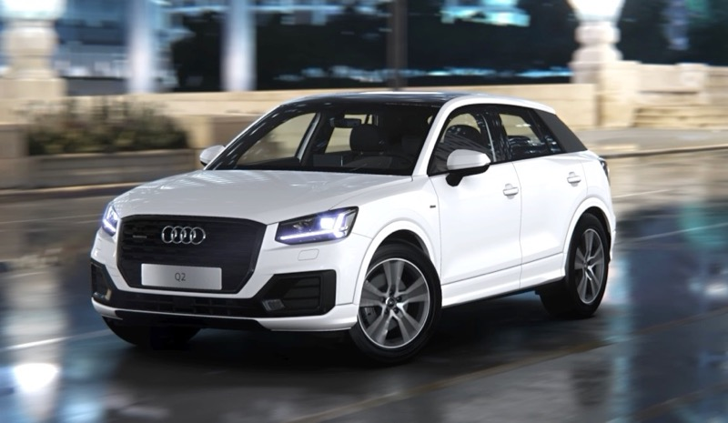 Audi Q2 Midnight Series