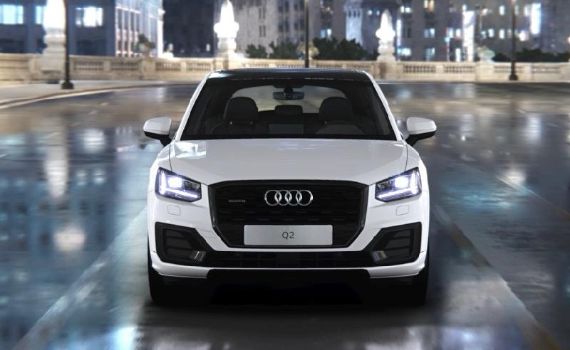 Audi Q2 Midnight Series