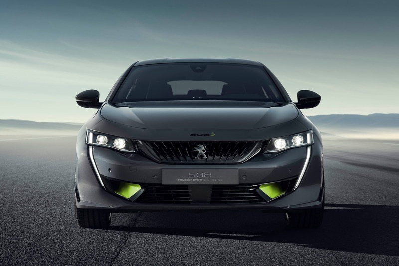 Genève 2019 : Concept 508 Peugeot Sport Engineered