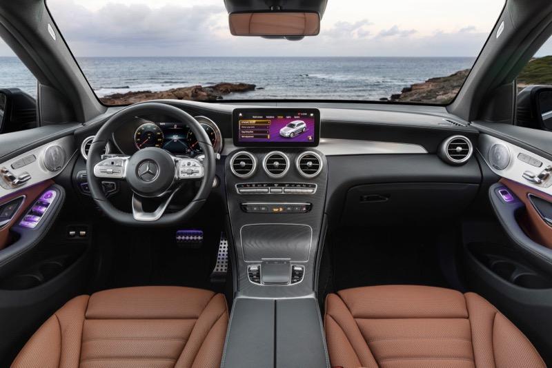 Mercedes GLC restylé