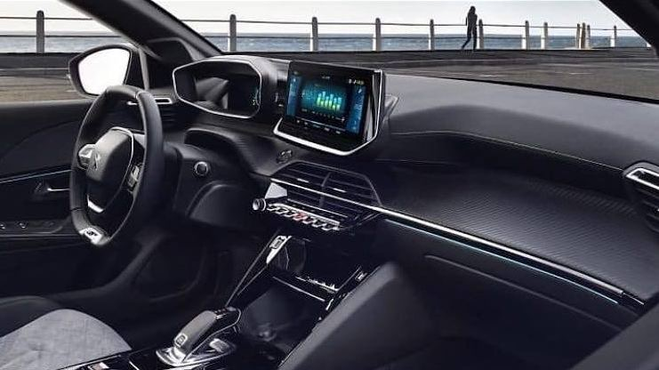 nouvelle Peugeot 208 II