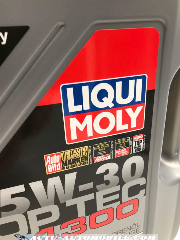 Huile moteur LIQUI MOLY TOPTEC 4300