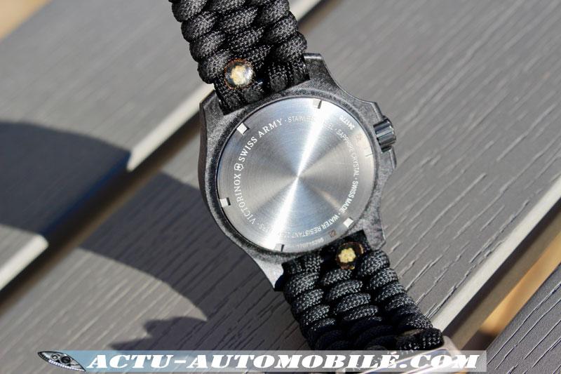Montre Victorinox I.N.O.X. Carbon