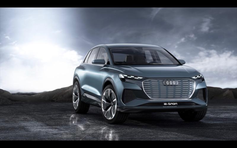 concept Audi Q4 e-tron