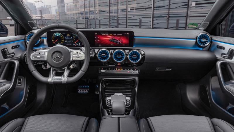 Mercedes A35 AMG berline