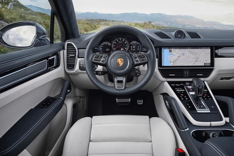 Nouveau Porsche Cayenne Coup 233 Les Photos
