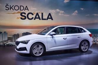 nouvelle Skoda Scala