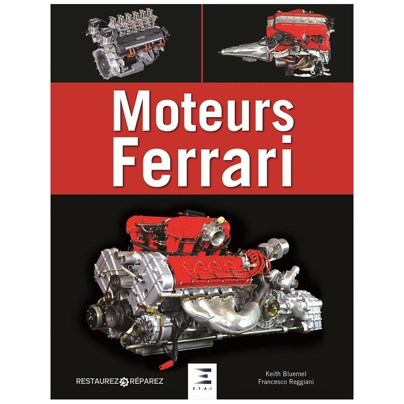 Livre : Moteurs Ferrari chez E.T.A.I
