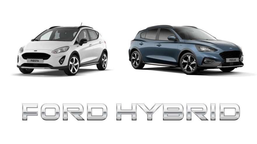 Les Fiesta et Focus Mild Hybrid cette année