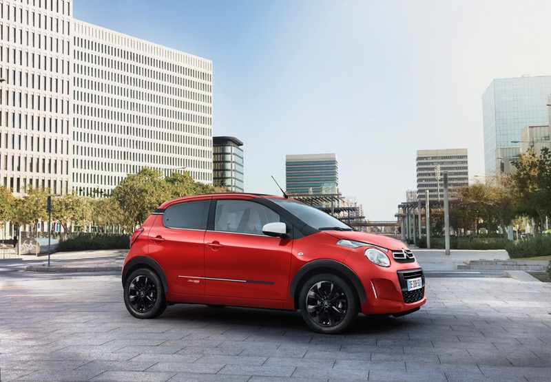 Citroën C1 Urban Ride : nouvelle collection !