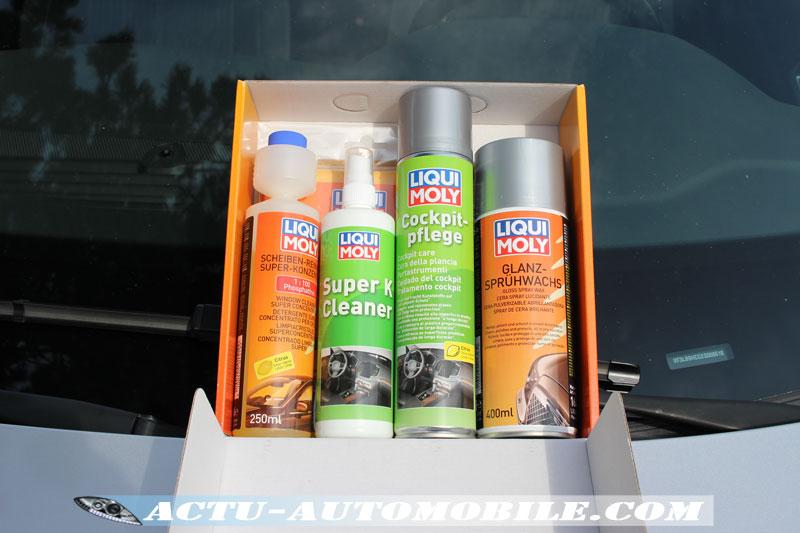 Set d'entretien du véhicule Liqui Moly