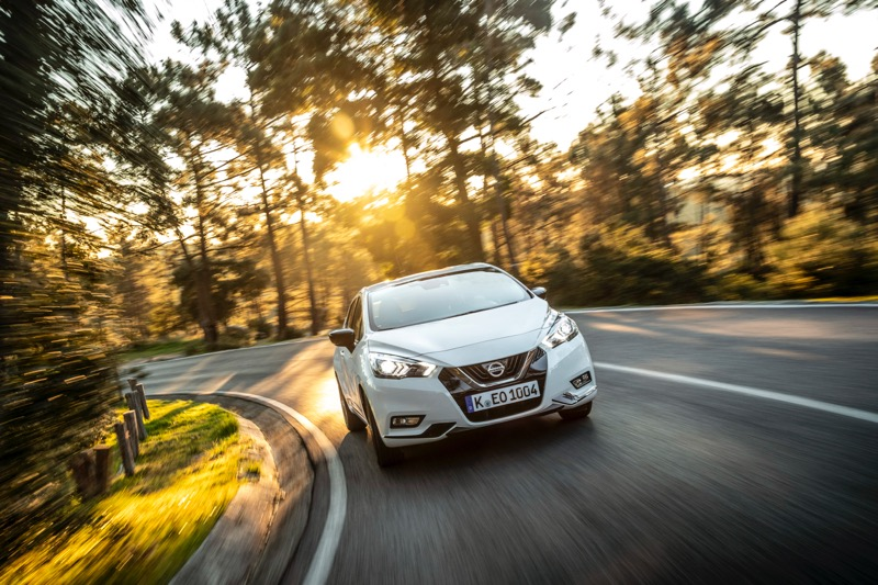 Nouvelle version : Nissan Micra N-Sport